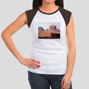 John Ford's Point, Monument Valley, Utah ( T-Shirt