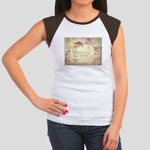 Alice in Wonderland Quote T-Shirt