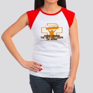 AGENT ORANGE GIFT Women's Cap Sleeve T-Shirt