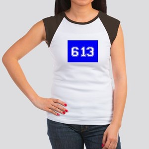 Jewish 613 Women's Cap Sleeve T-Shirt