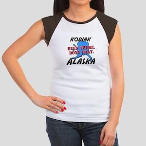 kodiak alaska - been there, done that Women's Cap