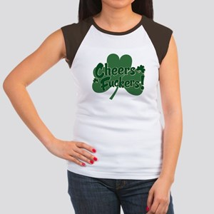 Irish Toast Women's Cap Sleeve T-Shirt