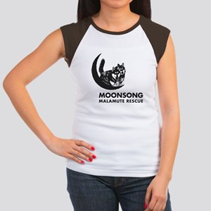Moonsong Mal Rescue Women's Cap Sleeve T-Shirt
