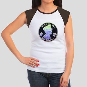 H.I.M. 11 Women's Cap Sleeve T-Shirt