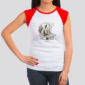 Caterpillar Junior's Cap Sleeve T-Shirt