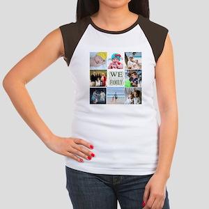 Custom Family Photo Collage T-Shirt