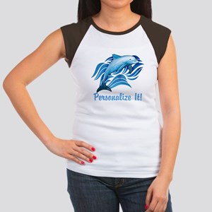 PERSONALIZED Ocean Dolphin T-Shirt