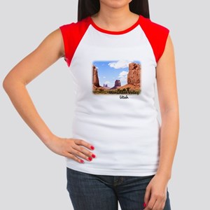 The North Window Junior's Cap Sleeve T-Shirt