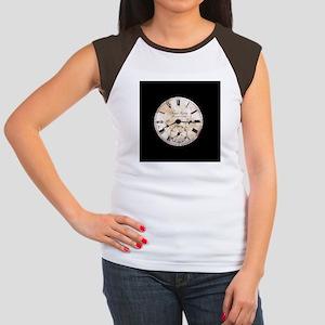 Hiroshima - Never Again Women's Cap Sleeve T-Shirt