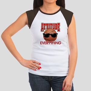 Attitude is Everything Women's Cap Sleeve T-Shirt