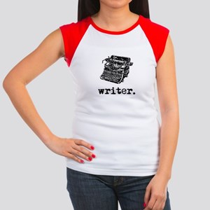Type-Writer Women's Cap Sleeve T-Shirt