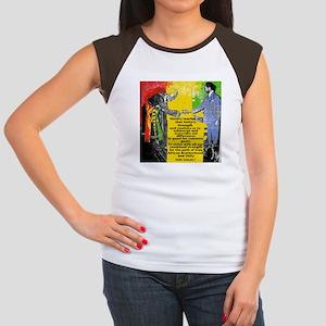 Unity Women's Cap Sleeve T-Shirt