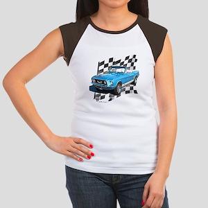 Mustang 1967 Women's Cap Sleeve T-Shirt