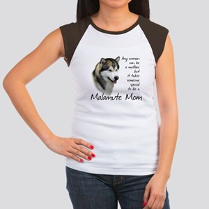 Malamute Junior's Cap Sleeve T-Shirt