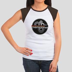 Mechanical Engineering Women's Cap Sleeve T-Shirt