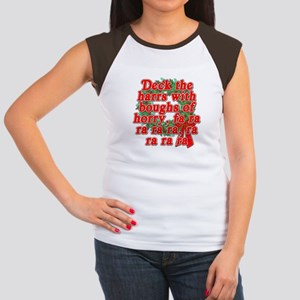 Deck The Harrs - Christmas Story Chinese Women's C