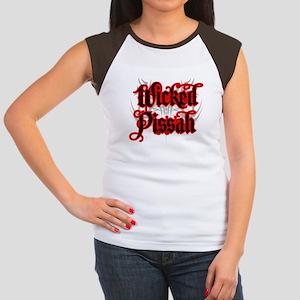 Wicked Pissah Women's Cap Sleeve T-Shirt