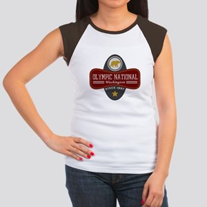Olympic Natural Marquis Women's Cap Sleeve T-Shirt