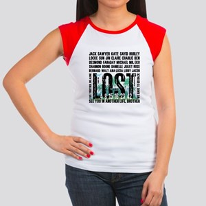 Lost Stuff 2 Women's Cap Sleeve T-Shirt