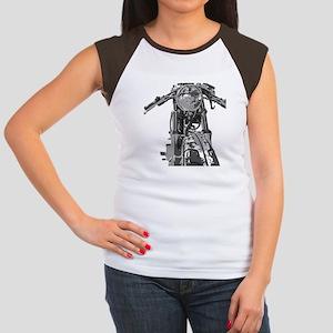 Classic Bonnie Women's Cap Sleeve T-Shirt