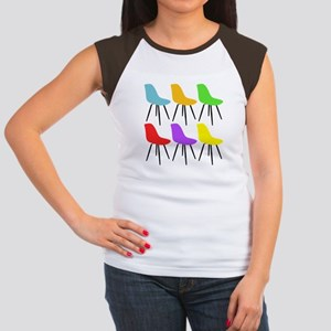Mid Century Modern Chairs T-Shirt