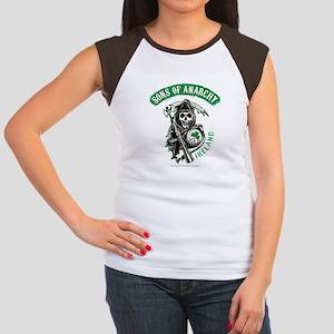 SOA Ireland Junior's Cap Sleeve T-Shirt