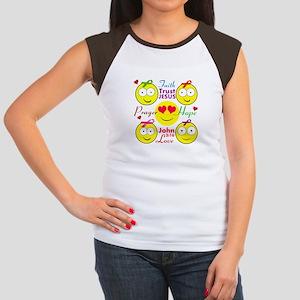 Faith Women's Cap Sleeve T-Shirt