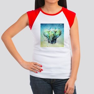 watercolor elephant T-Shirt