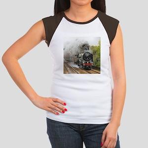 locomotive train engine 2 T-Shirt