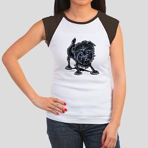 Affenpinscher Lover Women's Cap Sleeve T-Shirt