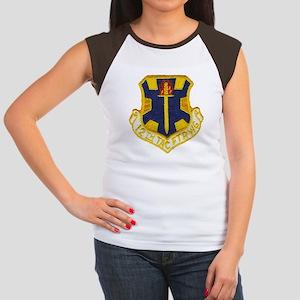 12TH TACTICAL FIGHTER W Women's Cap Sleeve T-Shirt