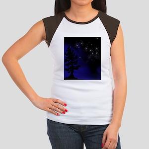 Step Up To Seven Stars Tai Chi T-Shirt Women's Cap