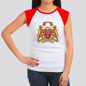 Aberdeen Coat of Arms Women's Cap Sleeve T-Shirt
