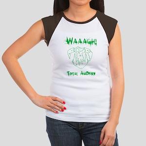 Total AnOrky Women's Cap Sleeve T-Shirt