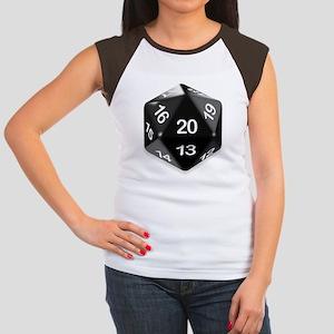 d20 t-shirt Women's Cap Sleeve T-Shirt