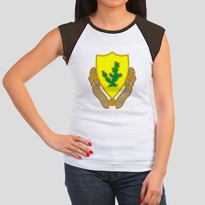 12th Cavalry Women's Cap Sleeve T-Shirt