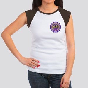 111 2 SIDE Women's Cap Sleeve T-Shirt
