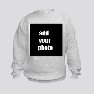 Personalize add your photo Sweatshirt