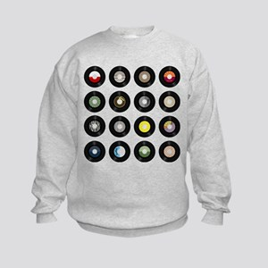 Records Kids Sweatshirt