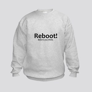 Reboot Kids Sweatshirt