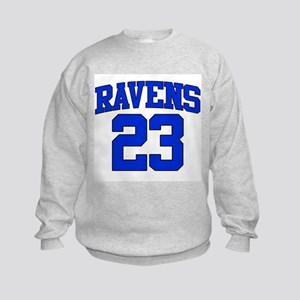 Ravens 23 Kids Sweatshirt