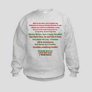 Phoebe's Christmas Song Sweatshirt