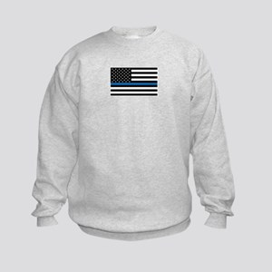 Blue Line Kids Sweatshirt