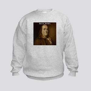 Ben Franklin Kids Sweatshirt