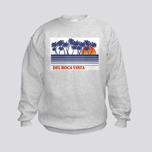 Del Boca Vista Kids Sweatshirt