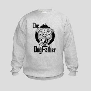 5bb9a500 Pitbull Dad Sweatshirts & Hoodies - CafePress