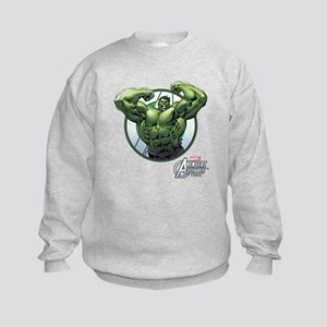 The Incredible Hulk Kids Sweatshirt