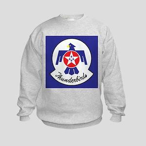 U.Sr Force Thunderbirds Kids Sweatshirt