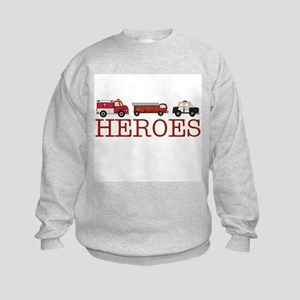 Heroes Kids Sweatshirt