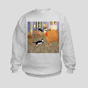 Vincent's CATS Kids Sweatshirt